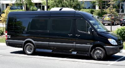 Mercedes Sprinter Limo Vans Sfo Car And Limo Service